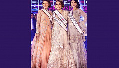 Abony wins Mrs Bangladesh 2019...