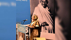 PM Hasina: Gandhi's humanitarian ideals...