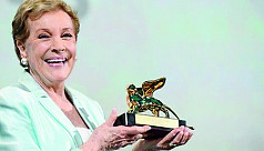 Julie Andrews gets lifetime achievement...