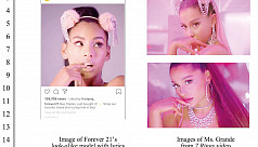 Ariana Grande sues Forever 21 for $10...