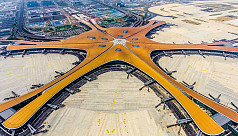 Beijing opens largest airport ahead...