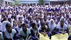 Comilla students boycott classes over attack on teacher