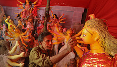 Durga Puja has started