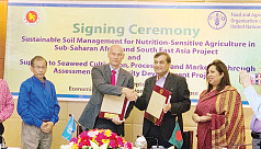 FAO support for Bangladesh to fight...