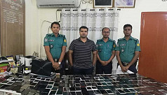 6 arrested with 504 handsets in...