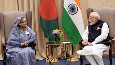 PM Hasina flies to Delhi on Thursday,...
