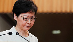 China's Xi gives Hong Kong leader 'unwavering...