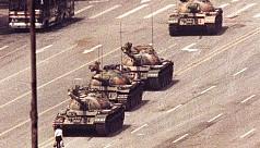 Tiananmen Square 'Tank Man' photographer...
