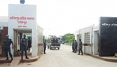 Jailbreak threat: Striking forces formed for Kashimpur jail security