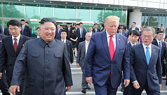 S Korea's Moon, Trump expected to meet...