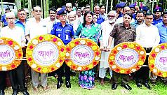 Bir Shreshtho Nur Mohammad's death anniversary observed