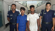 Two arrested in gang-rape case