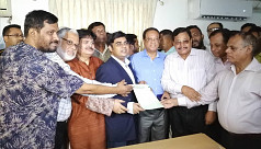 JaPa nominates Saad Ershad for Rangpur...