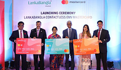 LankaBangla launches first-ever contactless credit card