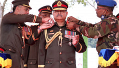 Army chief made 7th Colonel Commandant of the Army Corps of Engineers