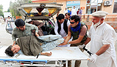 Mosque bombing kills 62 in Afghanistan