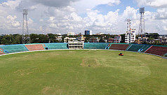 Barisal Stadium braces for first int'l...