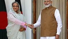 Dhaka to raise major issues during Hasina-Modi...