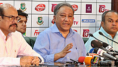 BCB boss smells 'conspiracy' in players'...