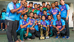 Bangladesh A win series against Sri...