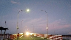 A bridge that turns into 'criminals' haven' at night