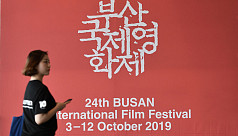 Stars arrive in Busan for Asia's largest film festival amid typhoon