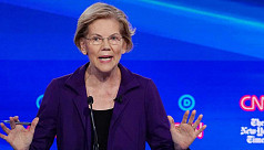 US Democrats go on attack against Warren on healthcare, taxes at debate
