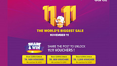 Daraz to host 2nd '11.11' sale campaign