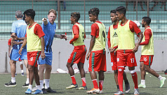 Goal-hungry booters keen to beat Bhutan...
