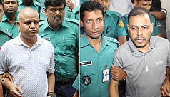 GK Shamim, Khaled remanded