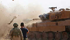 Syrian and Turkish armies in deadly...