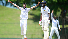 SL A post 223/5 against Bangladesh A...
