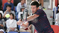 Djokovic tests positive for...