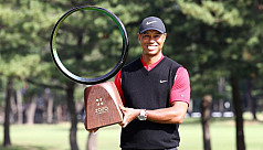 Woods equals 54-year old record