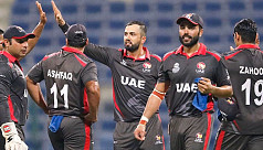 UAE end miserable week by downing Ireland at World T20 qualifier