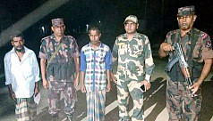 Detained Indian national handed over...