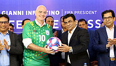 Fifa boss wishes BFF Election...