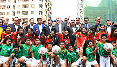 Infantino: Bangladesh can play important...