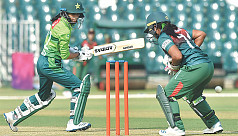 Late Jahanara valour in vain as Pakistan clinch series