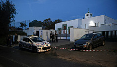 French police probe mosque attackers...