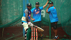 Imrul trains with T20I squad as Tamim's...