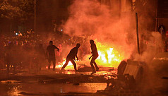 Lebanon protests turn violent for second...
