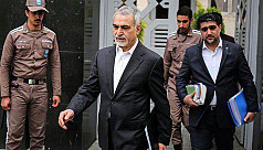Iran president's brother starts 5 year jail term