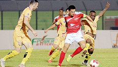 Kings out as Terengganu, Gokulam...