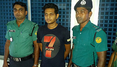 Rajshahi college girl Liza's husband held