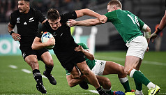 All Blacks outclass Ireland to face...