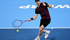 Murray wins first title since hip surgery