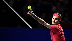 Federer wins in 1,500th tour game
