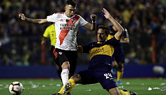 River into Copa final despite Boca...