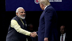 Trump: I'm number 1 on Facebook, Modi number 2